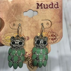 Mudd Owl Earrings